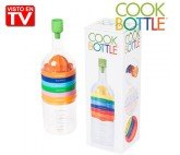 Botella Multi-Usos, COOK BOTTLE 8 en 1
