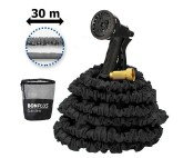 MANGUERA EXTENSIBLE 30M – MAGIC HOSE PLUS CON GRIFO MULTICHORRO 8 POSICIONES