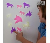 Unicornios Fluorescentes Junior Knows (14 piezas)