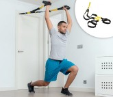 TRX Just Up Gym,Tensores para ejercicios en suspensió