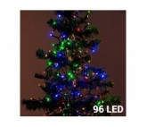 Luces de Navidad Multicolor Christmas Planet (96 LED)
