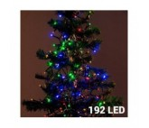 Luces de Navidad Multicolor Christmas Planet (192 LED)