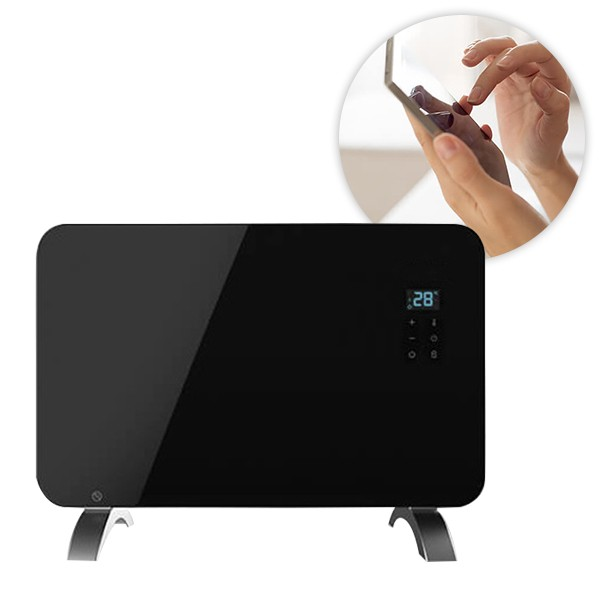 Convector Crystal Connection 1000W